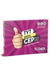 Sınav Yayınları TYT Kimya Konu Anlatımlı Cep Kitabı