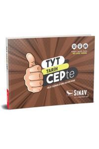 Sınav Yayınları TYT Tarih Konu Anlatımlı Cep Kitabı