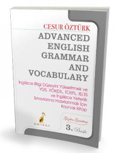 Advanced English Grammar & Vocabulary - Cesur Öztürk