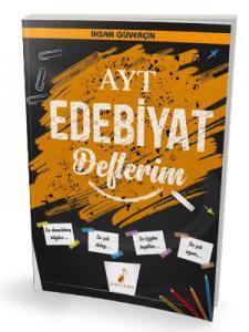 Pelikan Yayınları AYT Edebiyat Defterim