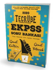 Pelikan Yayınları 2020 EKPSS Genel Yetenek Genel Kültür Tecrübe Dijital Çözümlü Soru Bankası