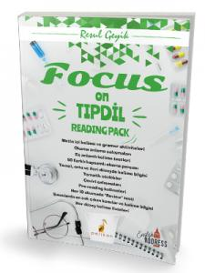Focus On Tıpdil Reading Pack