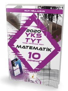 YKS TYT 2020 Matematik Dijital Çözümlü 10 Deneme Sınavı