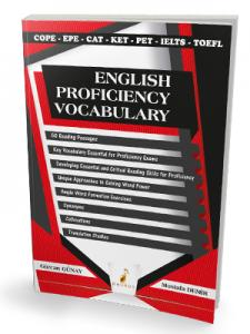 English Proficiency Vocabulary