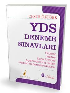 YDS Deneme Sınavları - Cesur Öztürk