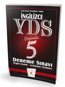 YDS Çözümlü 5 Deneme Sınavı