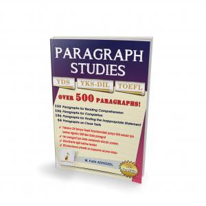 Pelikan Paragraph Studies YDS YKSDİL TOEFL - M. Fatih Adıgüzel