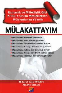 Siyasal Mülakattayım Uzmanlık ve Müfettişlik Gibi KPSS A Grubu Mesleklerinin Mülakatlarına Yönelik