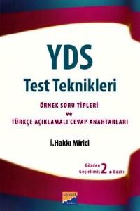 Siyasal YDS Test Teknikleri