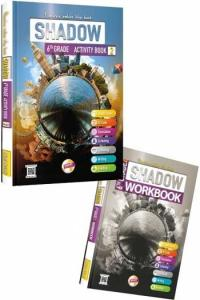 ​Smart English Shadow Activity Book 6-2