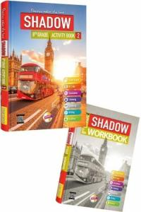 ​Smart English Shadow Activity Book 8-2