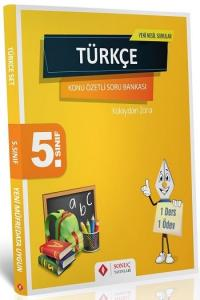 Sonuç Yayınları 5. Sınıf Türkçe Kazanım Merkezli Soru Bankası Seti