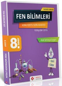 Sonuç Yayınları 8. Sınıf Fen Bilimleri Kazanım Merkezli Soru Kitapçığı