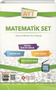 Sonuç Yayınları AYT Matematik Kazanım Merkezli Soru Bankası Seti