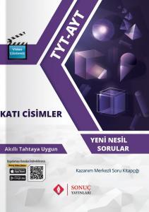 Sonuç Yayınları TYT AYT Katı Cisimler