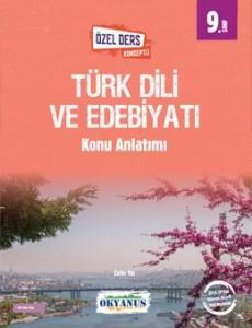 Okyanus 9. Sınıf Türk Dili Ve Edebiyatı Özel Ders Konseptli Konu Anlatımı