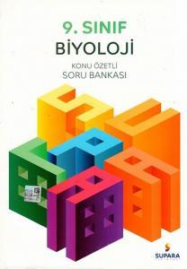 Supara Yayınları 9. Sınıf Biyoloji Konu Özetli Soru Bankası