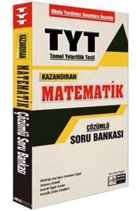 Tasarı Yayınları TYT Kazandıran Matematik Çözümlü Soru Bankası