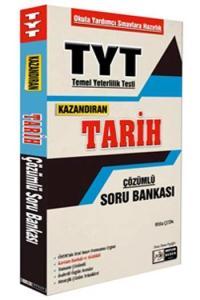 Tasarı Yayınları TYT Kazandıran Tarih Çözümlü Soru Bankası