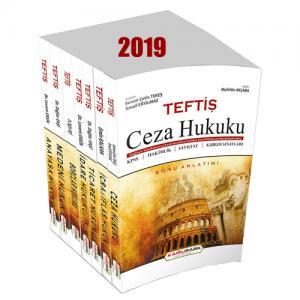 Kamupark TEFTİŞ Hukuk Seti Konu Anlatımı 2019