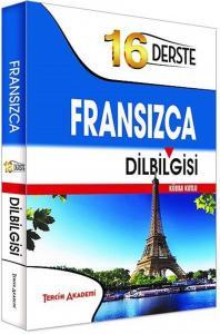 16 Derste Fransızca Gramer