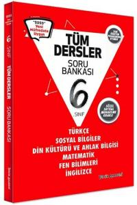 Tercih Akademi Yayınları 6. Sınıf Tüm Dersler Soru Bankası