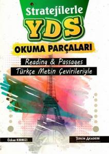 Tercih Akademi Stratejilerle YDS Okuma Parçaları