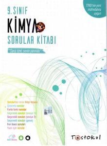 Test Okul Yayınları 9. Sınıf Kimya Sorular Kitabı