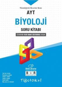 Test Okul Yayınları AYT Biyoloji Soru Kitabı