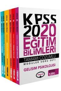 Yediiklim Yayınları 2020 KPSS Eğitim Bilimleri Tamamı Çözümlü Modüler Soru Bankası Set