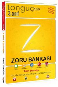 Tonguç Akademi 3. Sınıf Tüm Dersler Zoru Bankası