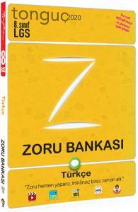 Tonguç Akademi 8. Sınıf LGS Türkçe Zoru Bankası