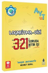 Tonguç Akademi AYT Rehber Matematik Logaritma Dizi 321 Soruda Bitir İşi