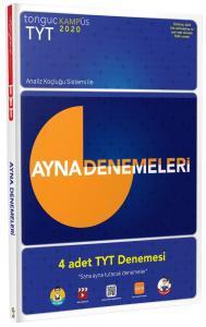 Tonguç Akademi TYT Ayna 4 lü Denemeleri