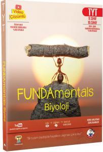 Tonguç Akademi TYT FUNDAmentals Biyoloji Konu Anlatımlı Soru Bankası