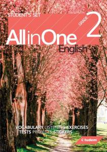 Tudem 2. Sınıf İngilizce Seti All in One