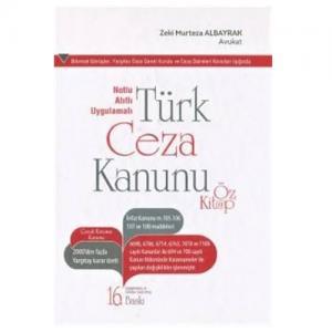 Türk Ceza Kanunu Öz Kitap