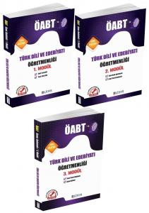Lider Yayınları 2020 ÖABT Türk Dili ve Edebiyatı Öğretmenliği Konu Anlatımlı Modüler Set
