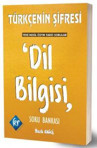 KR Akademi Türkçenin Şifresi Dil Bilgisi Soru Bankası 2019