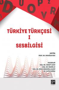 Türkiye Türkçesi I Ses Bilgisi Gazi Kitabevi