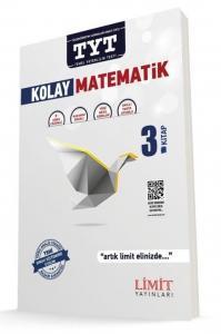 Limit Yayınları TYT Kolay Matematik Soru Bankası 3. Kitap