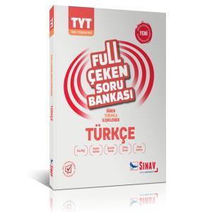 Sınav TYT Türkçe Full Çeken Soru Bankası