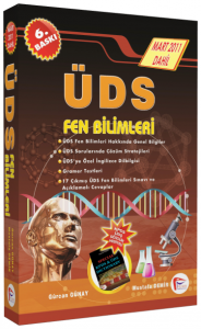 ÜDS Fen Bilimleri (KPDS & ÜDS Sözlük Hediyeli)