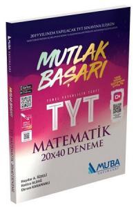 Muba TYT Mutlak Başarı Matematik 20x40 Deneme