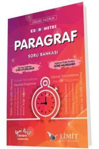 Limit Liselere Hazırlık Kronometre Paragraf Soru Bankası