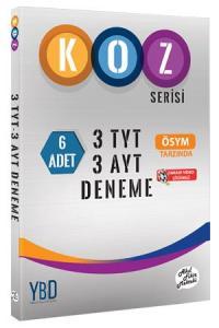Tonguç Akademi TYT AYT KOZ Deneme Serisi