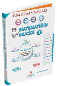 Kitap Mucidi 2020 KPSS TYT ALES DGS Matematiğin Mucidi-1 Çözümlü ve Çözümsüz Soru Bankası