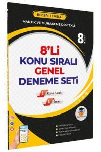 Zeka Küpü Yayınları 8.Sınıf LGS Beceri Temelli 8'li Deneme