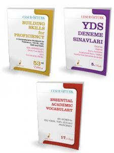 YDS Tam Hazırlık Seti İngilizce Anlatımlı Gramer + Kelime + Deneme
