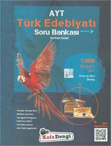 Kafadengi AYT Edebiyat Soru Bankası - Orta ve İleri Düzey
